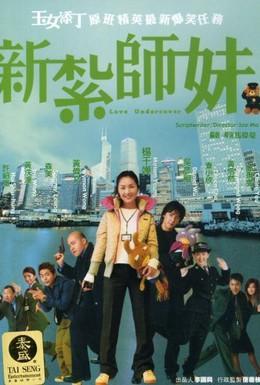 Постер фильма Любовь под прикрытием (2002)