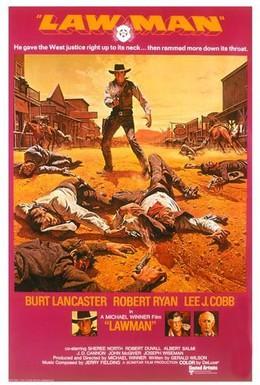 Постер фильма Представитель закона (1971)