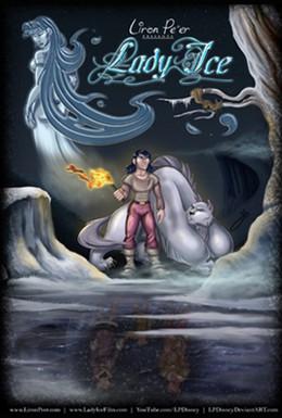 Постер фильма Ледяная леди (2010)
