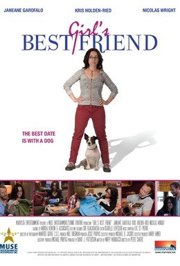 Постер фильма Лучший друг девушки (2008)