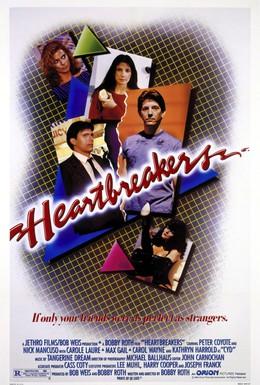 Постер фильма Разбивающие сердца (1984)