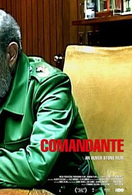 Постер фильма Команданте (2003)