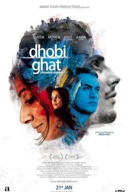 Постер фильма Дневники Мумбая (2010)