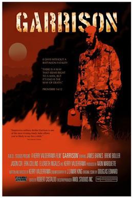 Постер фильма Секретный гарнизон (2008)