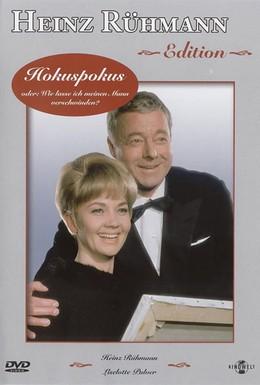 Постер фильма Фокус-покус, или Как я заставляю своего мужа исчезнуть? (1966)