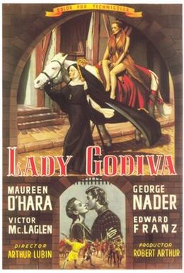 Постер фильма Леди Годива (1955)