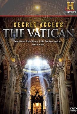 Постер фильма Секретный доступ: Ватикан (2011)