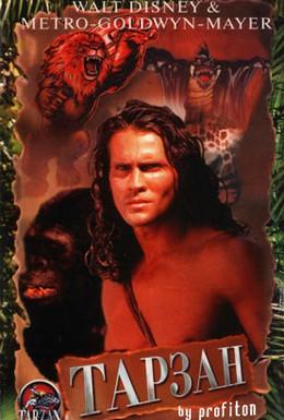 Постер фильма Тарзан: Героические приключения (1996)