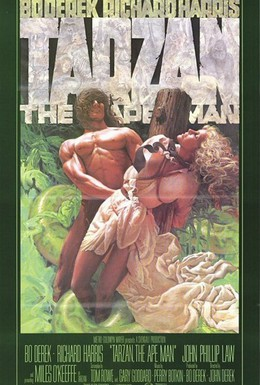 Постер фильма Тарзан, человек-обезьяна (1981)