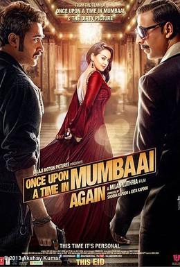 Постер фильма Однажды в Мумбаи 2 (2013)
