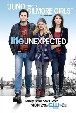 Постер фильма Жизнь непредсказуема (2010)