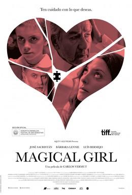 Постер фильма Волшебная девочка (2014)