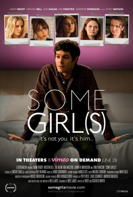 Постер фильма Некоторые девушки (2013)