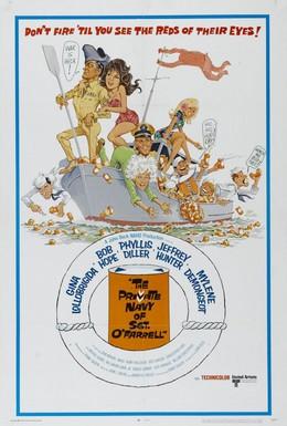 Постер фильма Частный флот сержанта О'Фаррелла (1968)