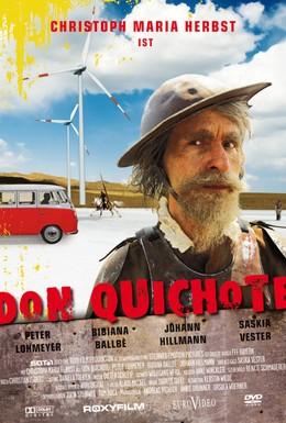 Постер фильма Дон Кихот - Никогда не сдавайся! (2008)