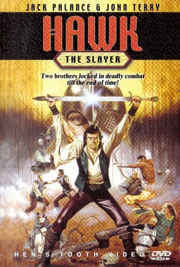 Постер фильма Ястреб – мститель (1980)