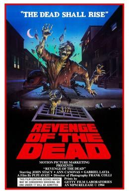 Постер фильма Зедер (1983)