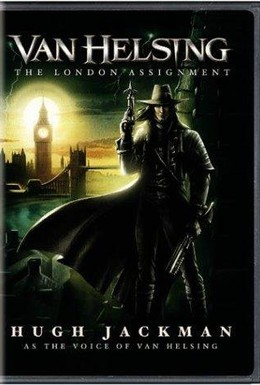 Постер фильма Ван Хельсинг: Лондонское задание (2004)