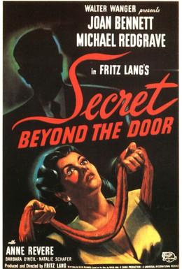 Постер фильма Тайна за дверью (1947)