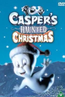 Постер фильма Каспер: Рождество призраков (2000)