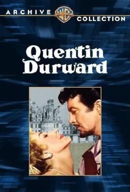 Постер фильма Квентин Дорвард (1955)