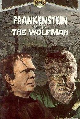 Постер фильма Франкенштейн встречает Человека-волка (1943)