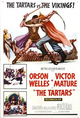 Постер фильма Татары (1961)