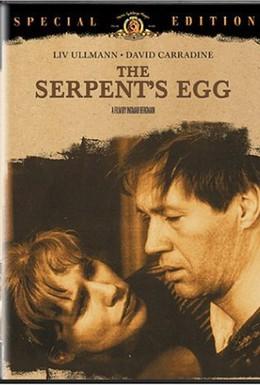 Постер фильма Змеиное яйцо (1977)