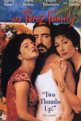 Постер фильма Семья Перес (1995)