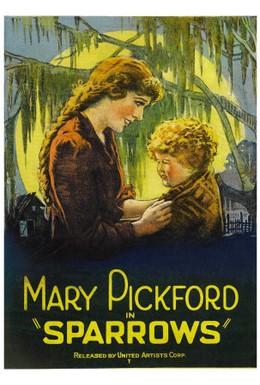 Постер фильма Воробушки (1926)