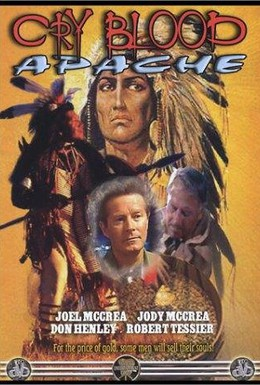 Постер фильма Кровавые слезы апачей (1970)