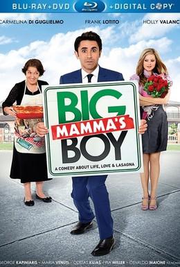 Постер фильма Мальчик большой мамочки (2011)