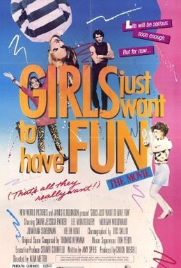 Постер фильма Девочки хотят повеселиться (1985)
