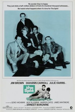 Постер фильма Дележ (1968)