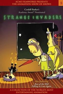 Постер фильма Странные пришельцы (2001)