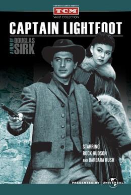 Постер фильма Капитан Лайтфут (1955)