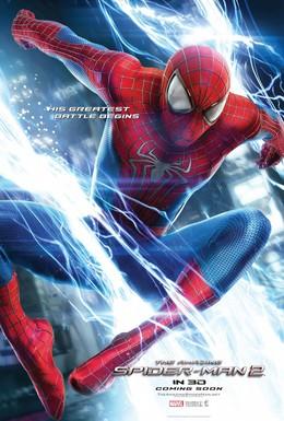 Постер фильма Новый Человек-паук: Высокое напряжение (2014)