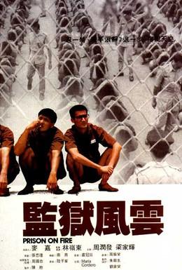Постер фильма Тюремное пекло (1987)