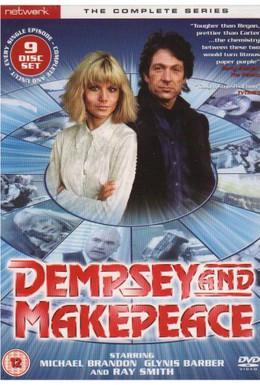 Постер фильма Демпси и Мейкпис (1985)