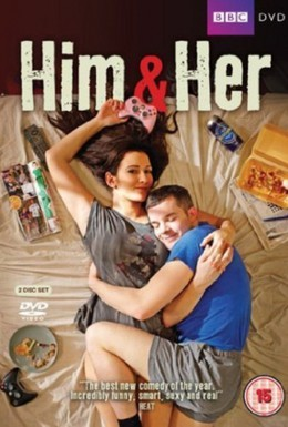 Постер фильма Он и она (2010)