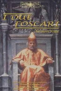 Постер фильма Двое Фоскари (1988)