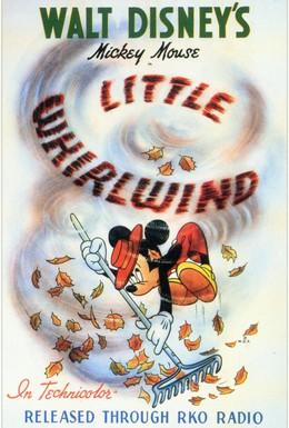 Постер фильма Маленький вихрь (1941)