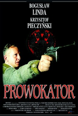 Постер фильма Провокатор (1995)