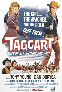 Постер фильма Таггарт (1964)