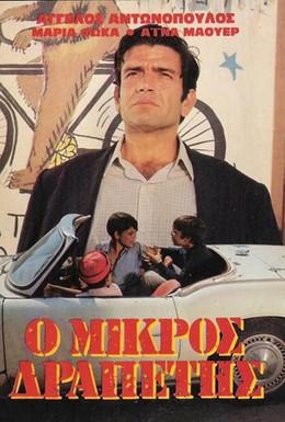 Постер фильма Маленький беглец (1969)