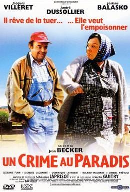 Постер фильма Преступление в раю (2001)