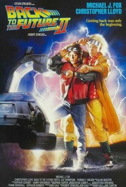 Постер фильма Назад в будущее 2 (1989)