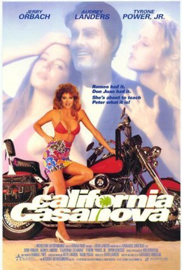 Постер фильма Калифорнийский Казанова (1991)