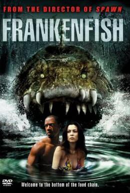 Постер фильма Рыба Франкенштейна (2004)