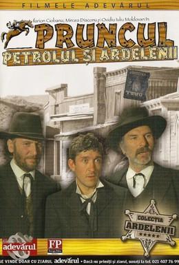 Постер фильма Трансильванцы на Диком Западе (1981)